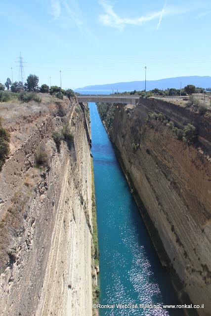 קורינטוס יוון