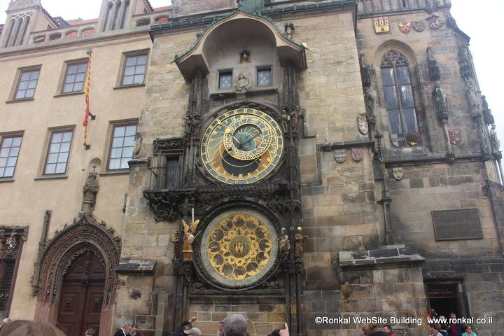 ככר השעון בפראג