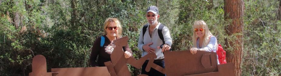 שביל ישראל – מלטרון לפז מסילת ציון