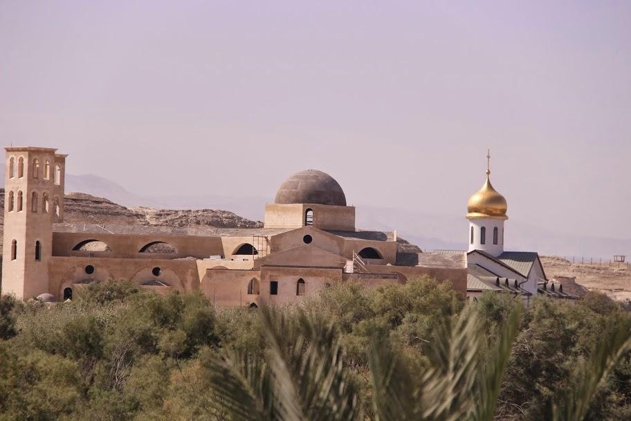 טיול צלמים, צילום כוכבים, קאסר אל יהוד וכנסיית סנט גורג