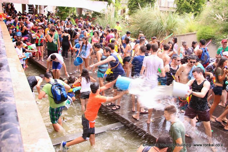 מלחמות מים בתל אביב