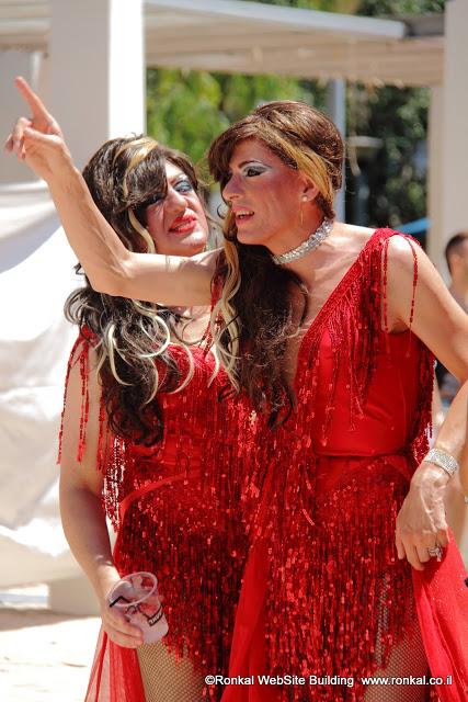 מצעד הגאווה 2015 תל אביב