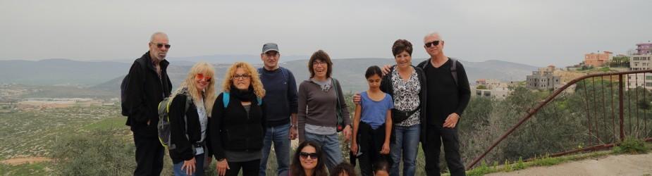 שביל ישראל – ממשהד לצומת יפתחאל