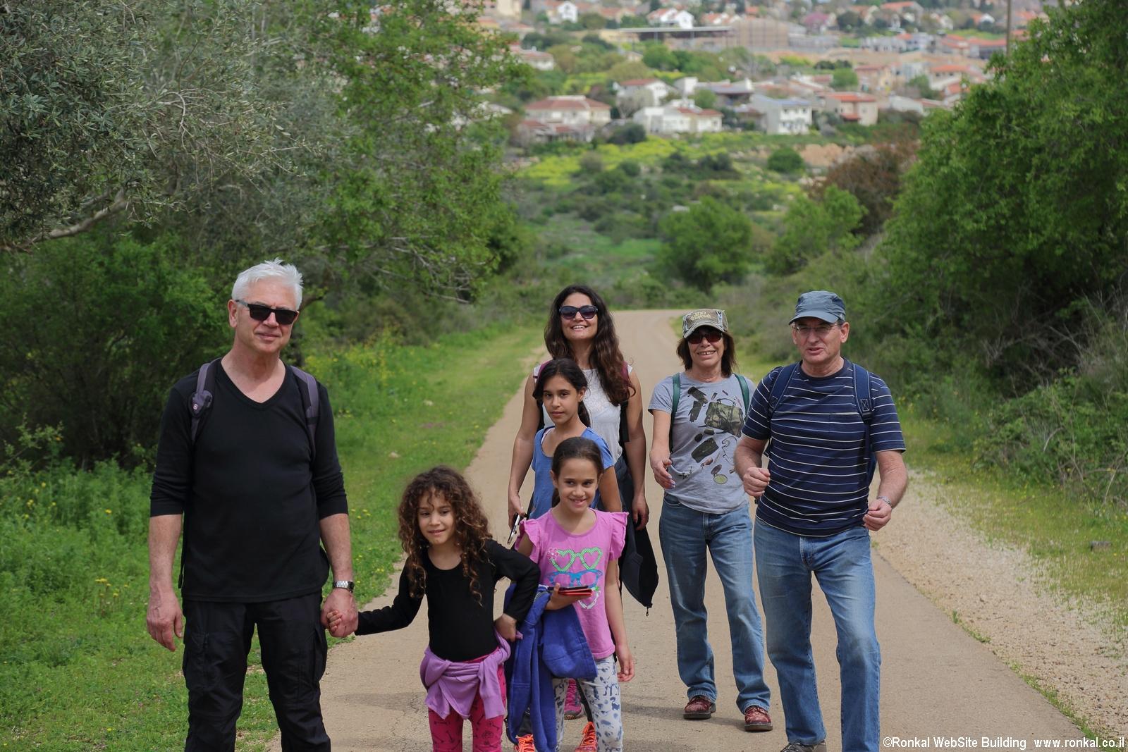 שביל ישראל - ממשהד  לצומת יפתחאל